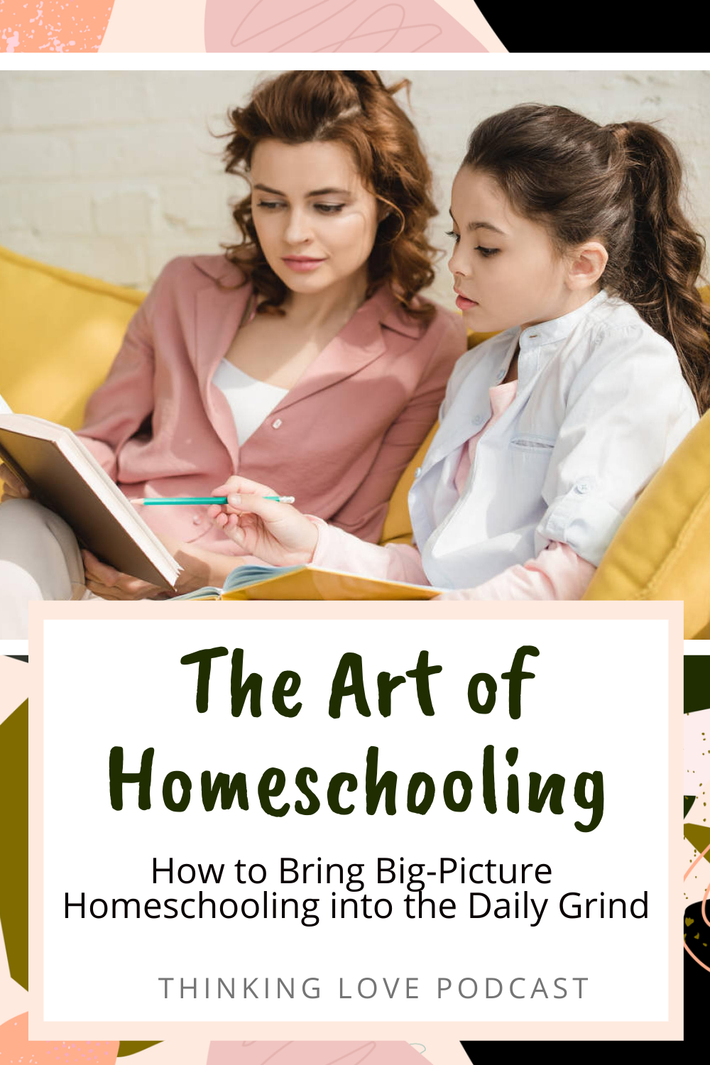 How can we keep our homeschools making progress toward our long-term goals, without getting bogged down in the details of daily life? Charlotte Mason gives us help as we figure out how to educate with a method, not a system.